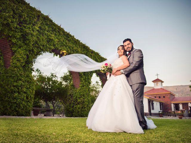 La boda de Brenda y Carlos