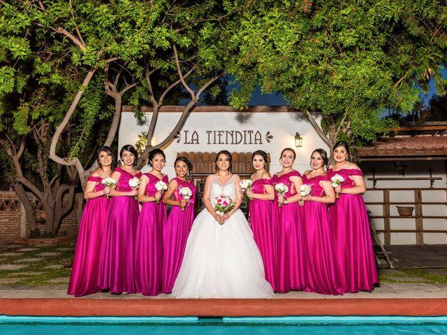 La boda de Carlos y Brenda en Tijuana, Baja California 17
