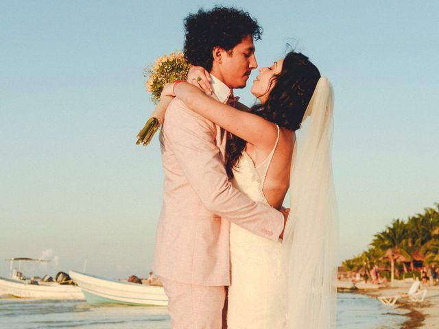 La boda de Loriana y Luis