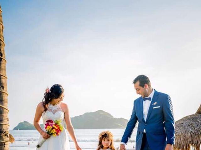 La boda de Gera y Kenia en Mazatlán, Sinaloa 4