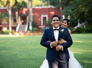 La boda de Fernanda y Yadiel