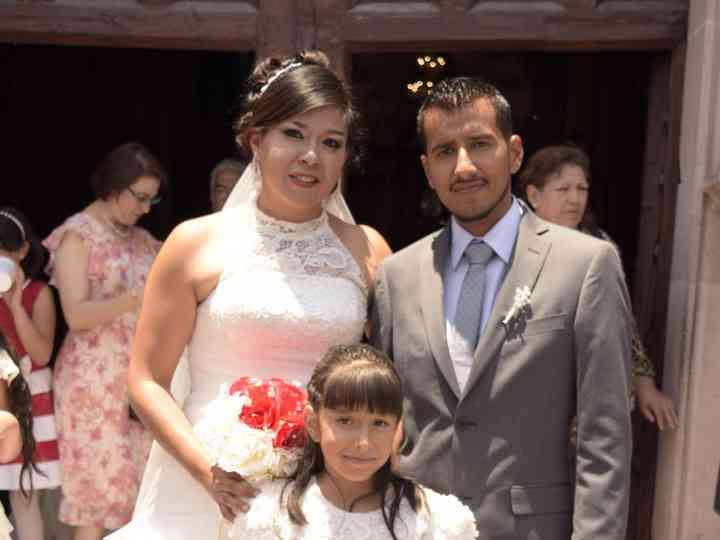 La boda de Tere y Ricardo