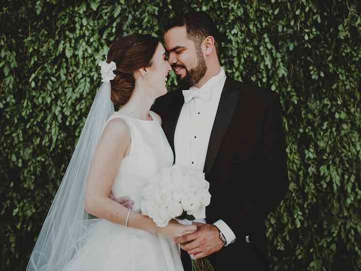 La boda de Rocio y Andrés