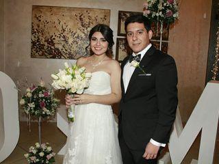 La boda de Daniela y Manuel
