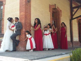 La boda de Tere y Ricardo 2