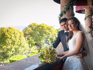 La boda de Anitzaren y Julio