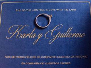 La boda de Karla y Guillermo 2