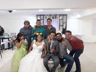 La boda de Azucena y Emmanuel