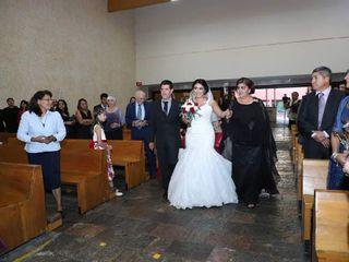 La boda de Irma y Benjamín  2