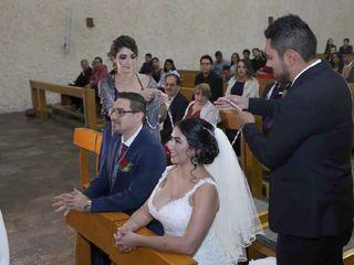 La boda de Irma y Benjamín  3