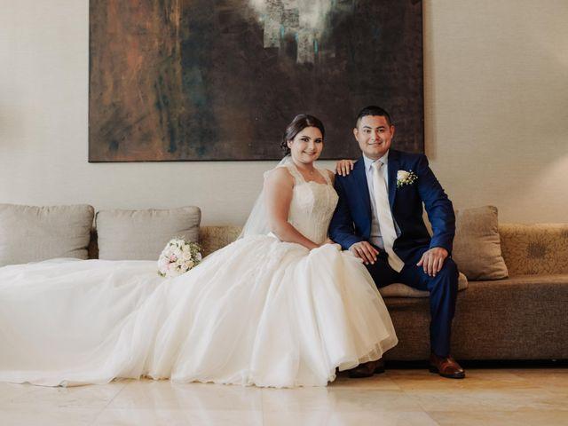 La boda de Karely  y Yahel