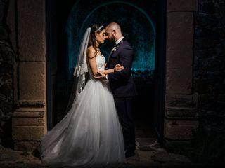 La boda de Gabriela y Juan Carlos