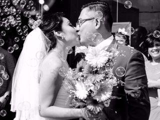 La boda de Ale y Roy