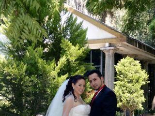 La boda de Janette y Leonardo 1