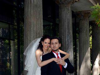 La boda de Janette y Leonardo