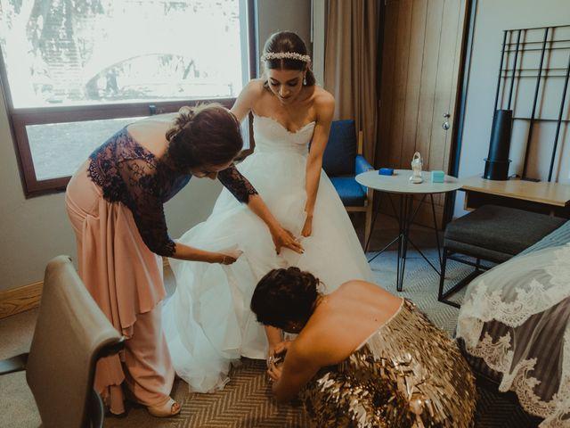 La boda de Juan Carlos y Gabriela en Arroyo Seco, Querétaro 9