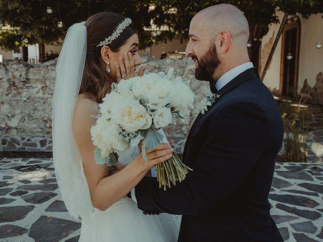 La boda de Juan Carlos y Gabriela en Arroyo Seco, Querétaro 15