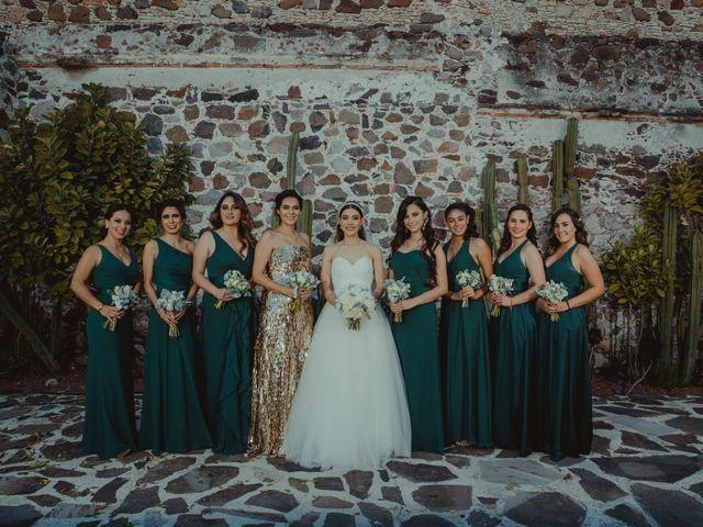 La boda de Juan Carlos y Gabriela en Arroyo Seco, Querétaro 16
