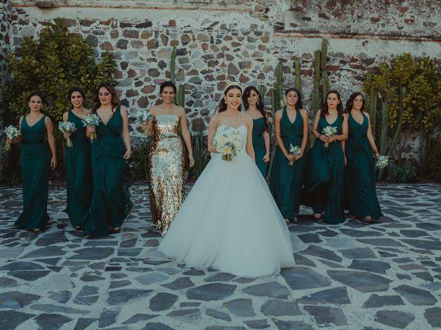 La boda de Juan Carlos y Gabriela en Arroyo Seco, Querétaro 17