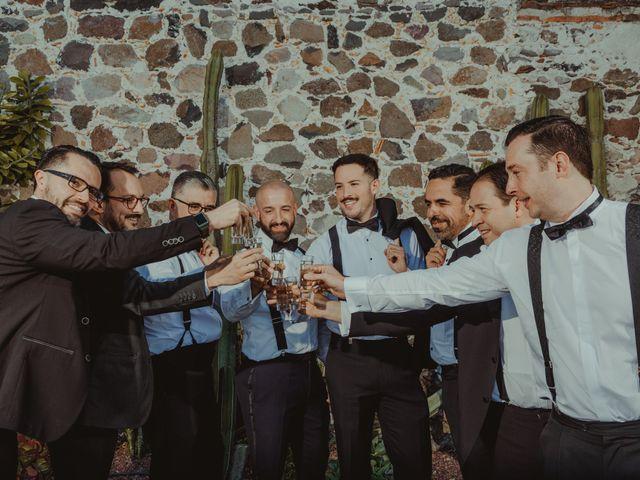 La boda de Juan Carlos y Gabriela en Arroyo Seco, Querétaro 19