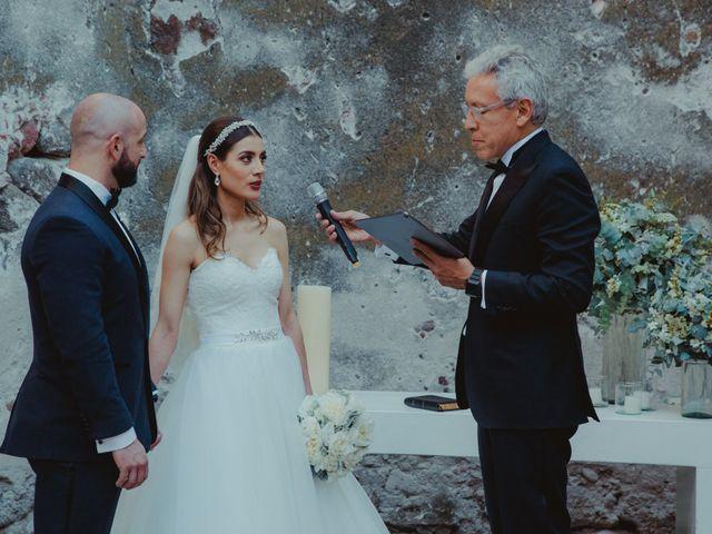 La boda de Juan Carlos y Gabriela en Arroyo Seco, Querétaro 21