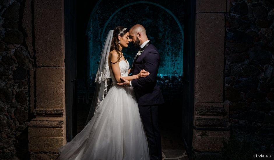 La boda de Juan Carlos y Gabriela en Arroyo Seco, Querétaro