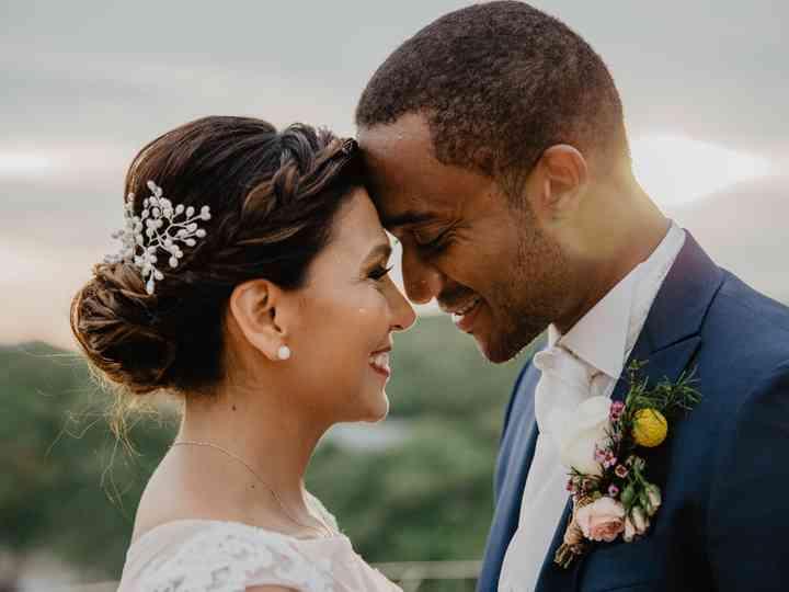 La boda de Arena y Jonathan