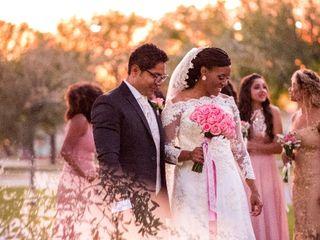 La boda de Joyce y Andrés