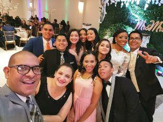 La boda de Joyce y Andrés  2