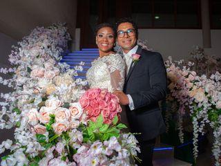 La boda de Joyce y Andrés  3