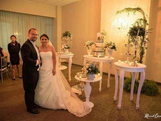 La boda de Alejandra y Ciprián