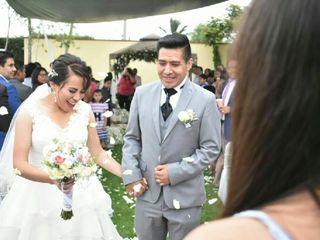 La boda de Mayra y Yurivan