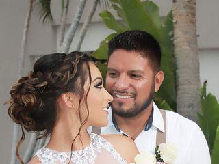La boda de Ivette  y Gustavo 1