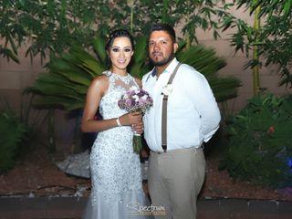 La boda de Ivette  y Gustavo