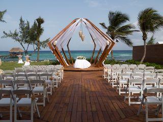 La boda de Sara Mctaggart y Michael Sanders 1