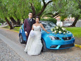 La boda de Lucía  y Emilio