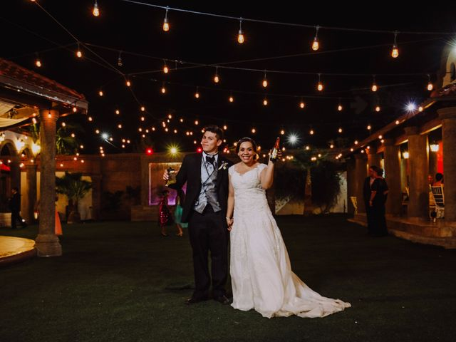 La boda de Fabiola y Gabriel