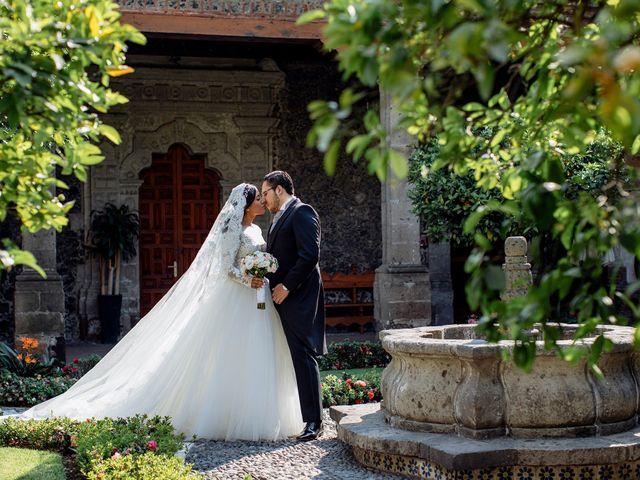 La boda de Ninive y David