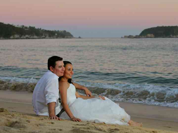 La boda de Ricardo y Brianda