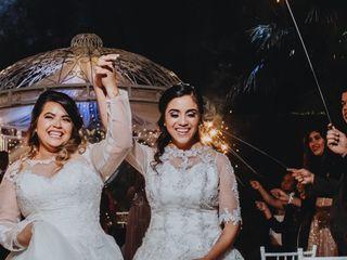 La boda de Gabriela y Carolina