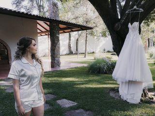 La boda de Fátima y Ismael 1