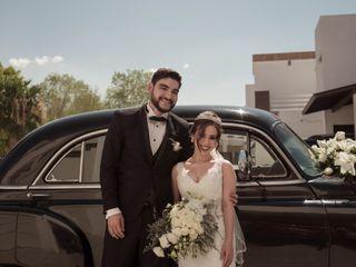 La boda de Karla  y Diego