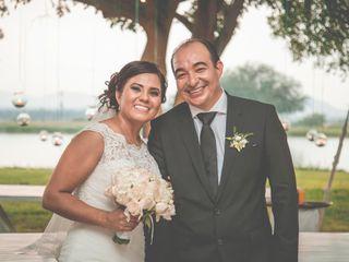 La boda de Berenice y Enrique