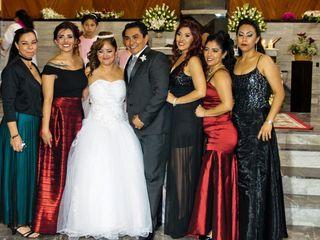 La boda de Marcela  y Gabriel  1