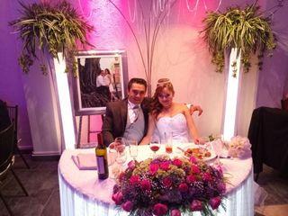 La boda de Marcela  y Gabriel