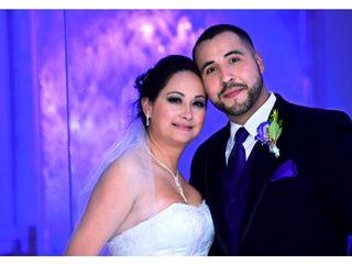 La boda de BALBINA y JOHN