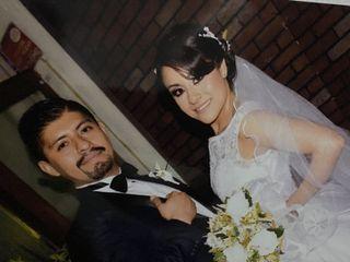 La boda de Ilian  y Diego