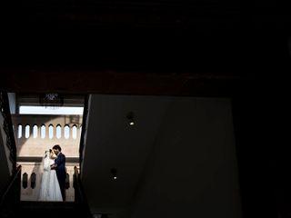 La boda de Paulina y Gabriel