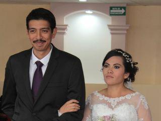 La boda de Ely y Joel 1