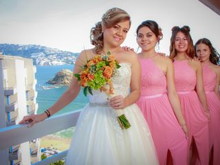 La boda de Olivia y Eduardo 1